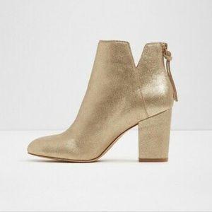 Aldo   Dominicaa Gold Boot